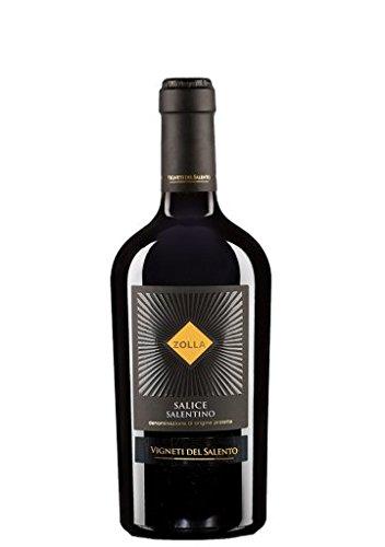 Rosso Vino Salice Salentino dop Zolla