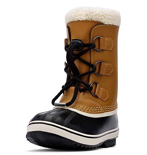 Sorel Children's Yoot Pac TP Boot - Waterproof - Mesquite - Size 12