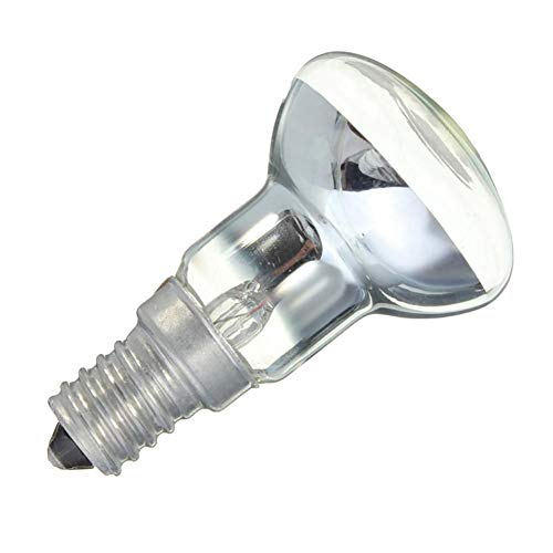 Ersatzlampen für Lavalampen Glitzerlampen R39 E14 30 Watt Reflektorlampen 1Stück