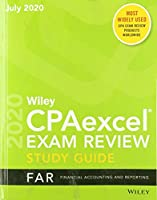 Wiley CPAexcel Exam Review July 2020 Study Guide: Financial Accounting and Reporting