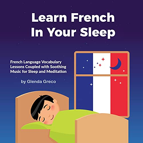 Learn French in Your Sleep cover art