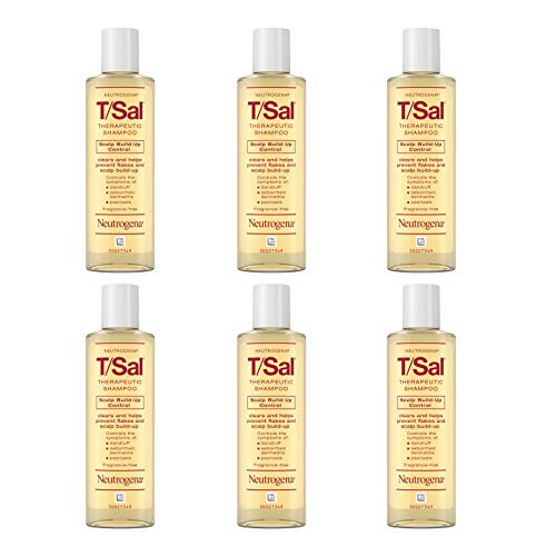 Neutrogena T/Sal Scalp Build-Up Control Therapeutic Shampoo - 4.5oz