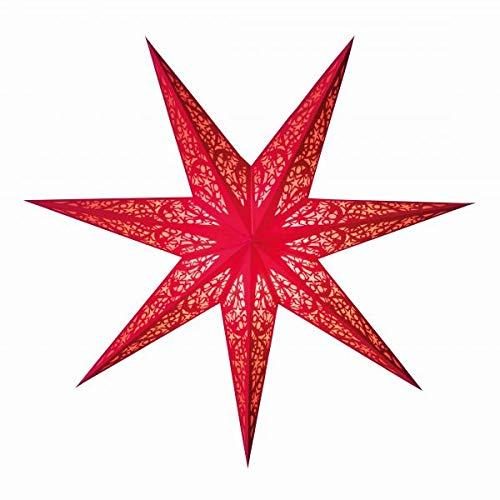Earth Friendly starlightz® Leuchtstern lux red
