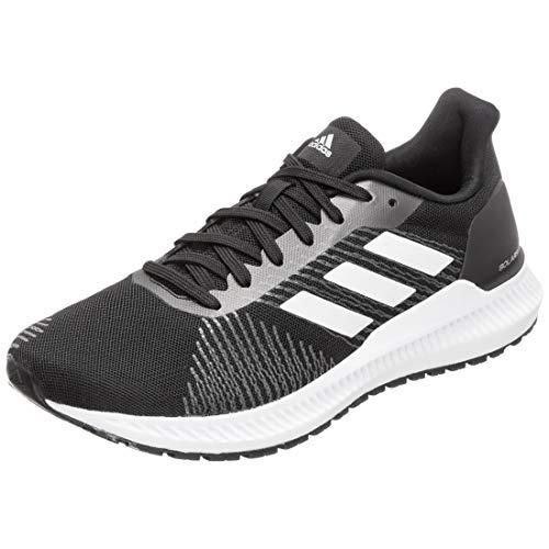 adidas Damen Solar Blaze W Fitnessschuhe, Schwarz (Negro 000), 38 2/3 EU