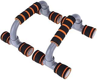 TenYua 1 Pair H Shape Gym Push-Up Rack Portable Push-Up Frame Musculation Home Training Equipment Gym Fitness Equipment Ac...