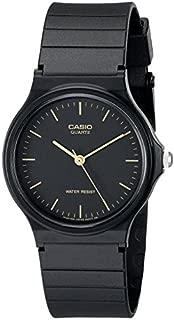 Casio Classic Black Analogue  Mq24-1E Watch