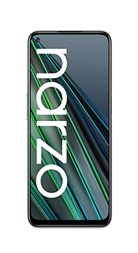 realme narzo 30 5G (Racing Sliver, 6GB RAM, 128GB Storage) -MediaTek Dimensity 700 processor I Full HD+ display with No Cost EMI/Additional Exchange Offers