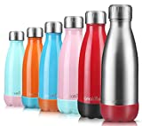 anature' Stainless Steel Water Bottle,Double Wall...
