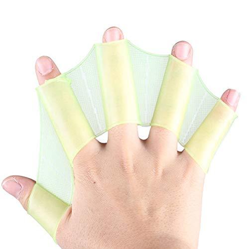 Crazywind Schwimmhandschuhe, Schwimmhäute für die Finger