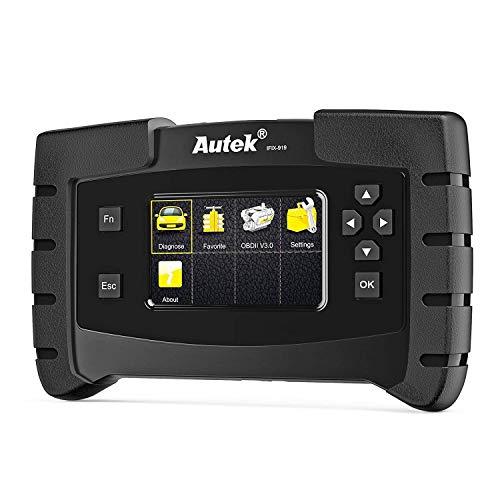 Best Obd2 Scanner: Autek Code Reader Ifix919