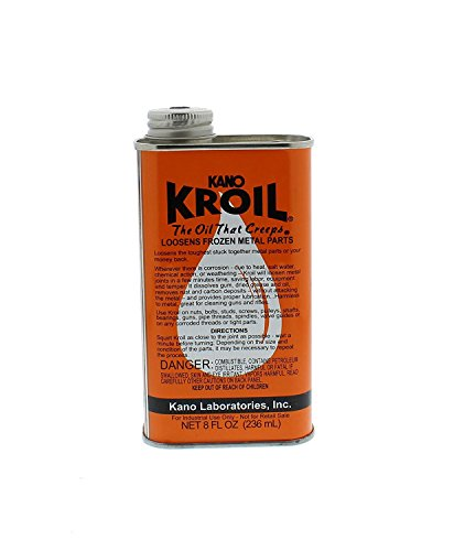 Kano Kroil Penetrating Oil, 8 ounce liquid