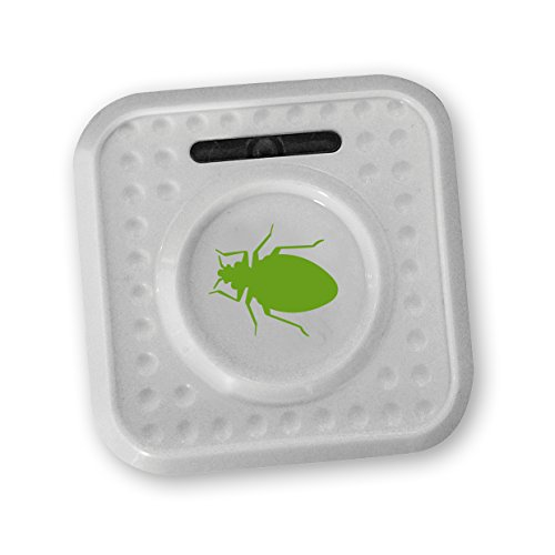 ISOTRONIC Insektenschutz Milbenschutz Milbenabwehr batteriebetrieben Insektenabwehr gegen Bettwanzen und Milben (1)