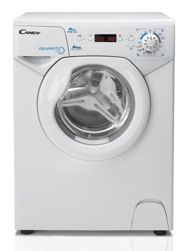 Candy Aqua 1042D1-S, freistehende Waschmaschine, Frontlader, 4kg, 1000U/min, A +,...