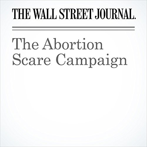 The Abortion Scare Campaign copertina