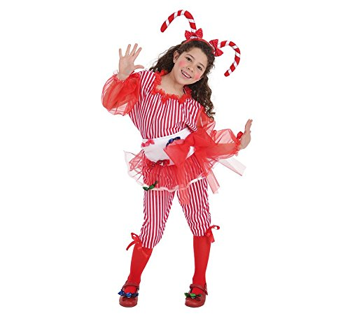 LLOPIS - Disfraz Infantil Caramelo niña t-5