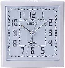 Sanford Alarm Wall Clock, Analog - Sf3012Alc, Multi
