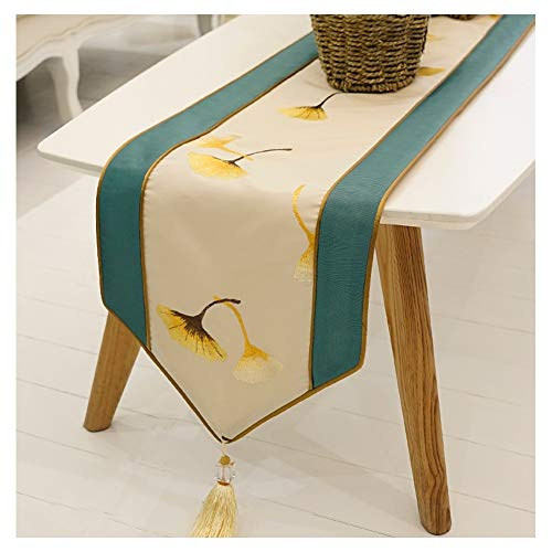 WXIAO Tabella Moderna Runner Premium Molli rechthoekige dresser Sciarpe Agriturismo Thanksgiving Party in Cena Rag Placemat