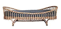 Amazon Bloomingville Daybed Rattan bohemian