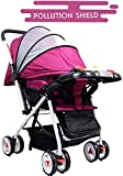 Little Olive Tweety Stroller Pram - Pollution Shield and Musical Food Tray