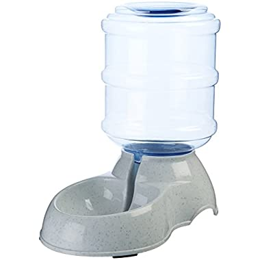 AmazonBasics Gravity Pet Waterer, Small