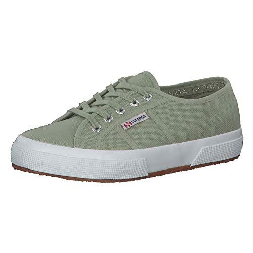 Superga 2750 Cotu Classic s000010 - Zapatillas para mujer, color Verde, talla 37 EU