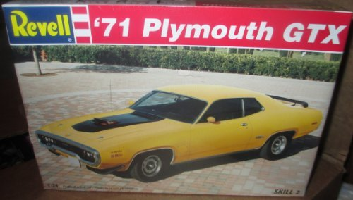 '71 PLYMOUTH GTX by AMT