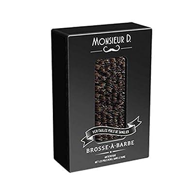 Monsieur D. Beard Brush by Monsieur D.