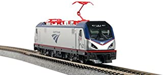 Kato USA Model Train Products N Scale Amfleet I Phase VI 5-Unit Bookcase Set