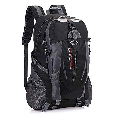 d0272ea7659162 Vbiger Zaino Trekking 40 litri Resistente all'acqua per Trekking Alpinismo  Escursionismo