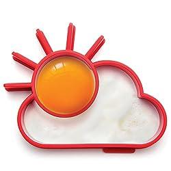 Eierformer in Sonne & Wolken - Form