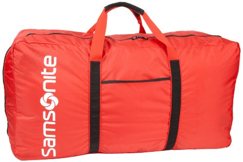 Samsonite Tote-a-ton 32.5' Duffle Luggage, Red, One Size
