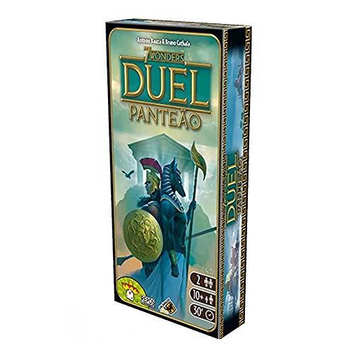 7 Wonders Duel: Panteão (Expansão)