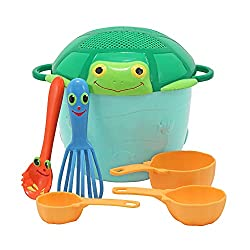 Image: Melissa and Doug Sunny Patch Seaside Sidekicks Sand Baking Set