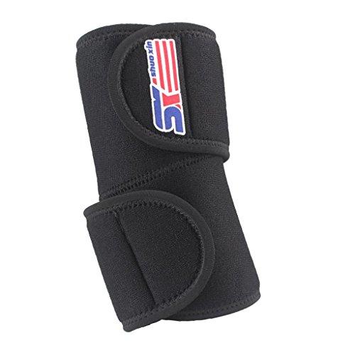 Armbågsstöd armstödarm kompressionsstöd för träning golfare/tennisarmbåge artrit tendinit skydd