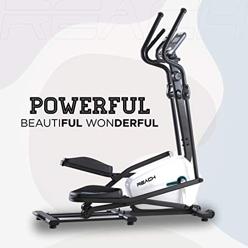 Reach Invicta Elliptical Cross Trainer for Home (Magnetic) (No-Cost EMI Available)