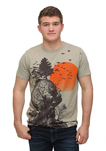 Junk Food The Hangover Human Tree Herren T-Shirt by (X-Large)