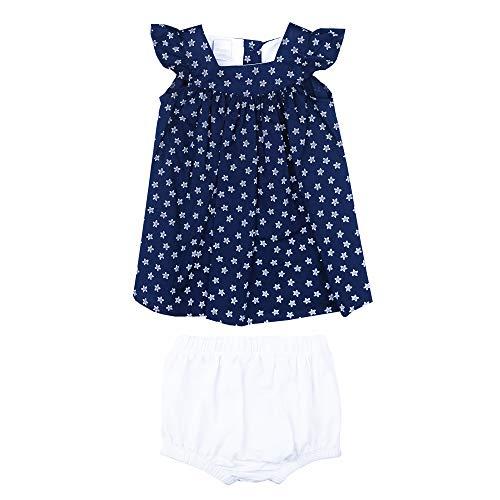 blau//Denim STUMMER Baby Mini Girls M/ädchen Hose//Jeans