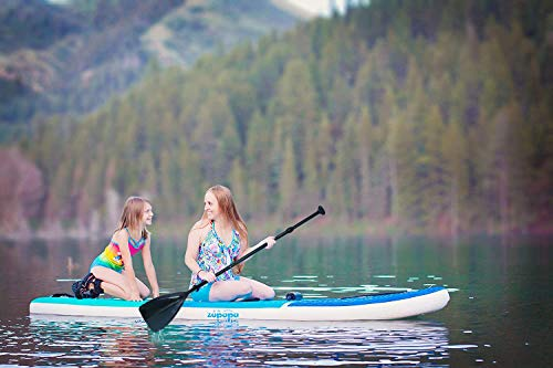 Product Image 5: Zupapa 2020 Upgrade 10FT SUP Paddle Boards 350LBS Weight Capability with Stand Up Board Inflatable Seats 3-Year Warranty Provided