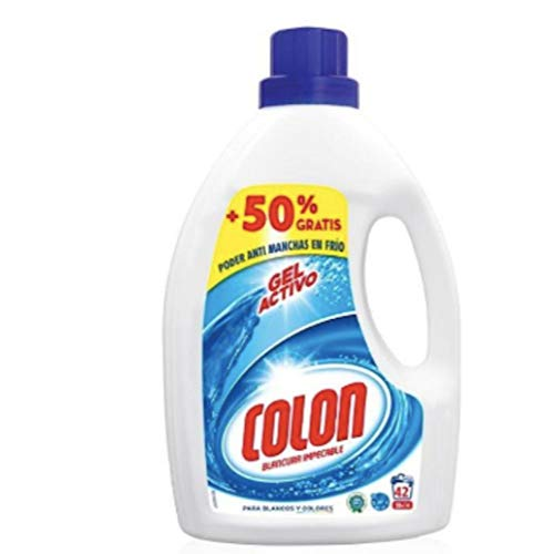 Colon Deter Gramos Gel 2,604 l (28+50% 42 D) Blauw Wit C-12, Neutral, Medium