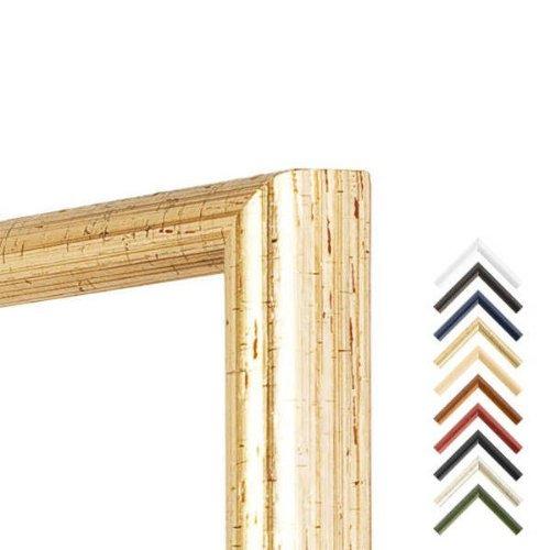 Effect Bilderrahmen Profil 20 13x13 Holz Gold 0200.1313.02, 0200.1313.02