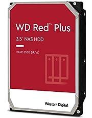 "WD Red WD10EFAX Disco duro 3.5"" para dispositivos NAS 5400 RPM Class 8TB, SATA 6 Gb/s, CMR, 256MB Cache, Rojo"