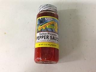 Pepper sause 12 oz hot hot hot