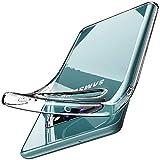 EmperorUSA | Samsung Galaxy S10e Case Samsung S10e Slim Fit Clear Gel Case Galaxy S10e Premium Clear Soft TPU Gel Ultra-Thin Transparent Flexible Cover for Samsung Galaxy S10e