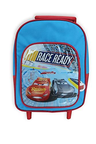 mc Trolley C/Tasche Cars Rucksack, 30 cm, Mehrfarbig