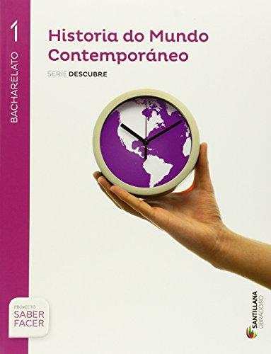 HISTORIA MUNDO CONTEMPORANEO 1 BACHILLERATO OBRADOIRO - 9788499724133