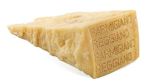 Parmesano Reggiano queso tradicional añejado 24 meses 1 Kg CASEINUS - Denominación de Origen Protegida (Parmigiano Reggiano DOP 24 mesi)