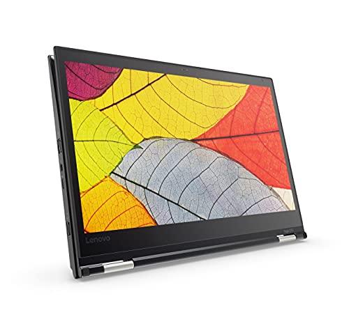 Lenovo ThinkPad Yoga 370 Convertible Tablet de 13,3 pulgadas, pantalla táctil, Core i7, disco duro SSD de 512 GB, memoria de 8 GB, Windows 10 Pro, webcam UMTS LTE, ordenador portátil (reacondicionado)