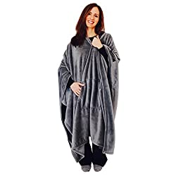 which is the best wearable hooded blanket in the world