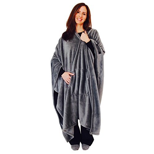 Our #10 Pick is the Throwbee Original Blanket Poncho