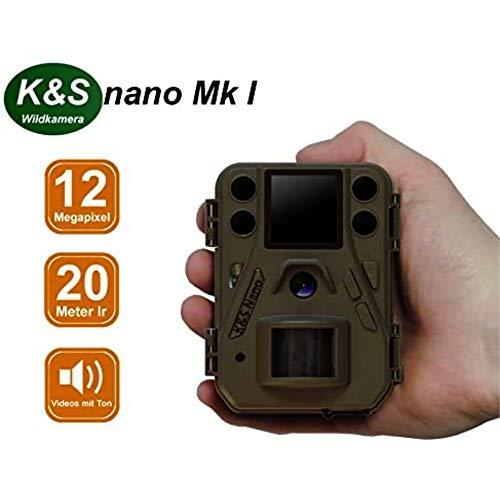 K&S Wildkameras, Fotocamera da Caccia Nano MK i